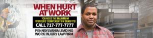 Harrisburg Work Injury Attorneys