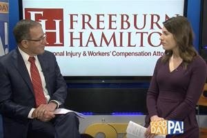 Attorney Freeburn on Good Day PA!